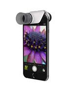 Olloclip Macro Pro Lens op iPhone
