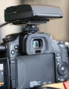 Panasonic GH4 ontvanger belemmert gebruik zoeker - klein