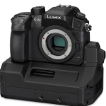 Panasonic Lumix DMC-GH4 met interface unit DMW-YAGH