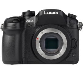 Panasonic Lumix DMC-GH4 body