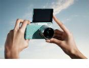 samsung nx mini-selfie