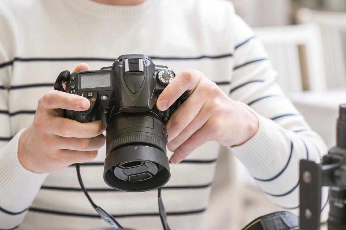 Artikel camera met wifi