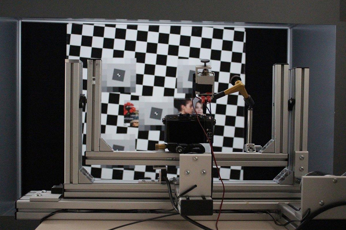 Hoe wij fotocamera testen beeldstabilisatie