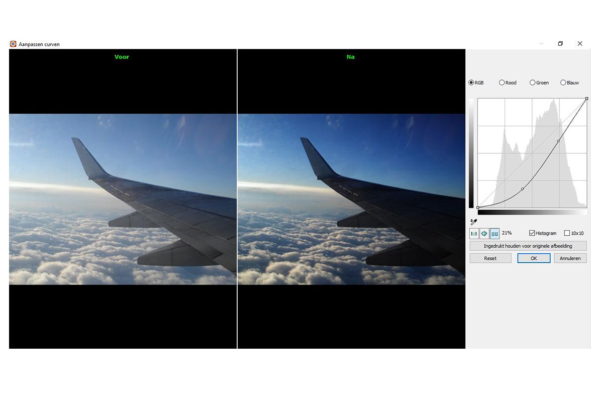 FastStone-Image-Viewer-Curve-eerste-indruk