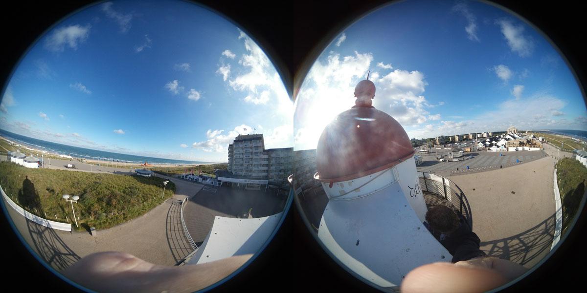 gear 360 - beeld