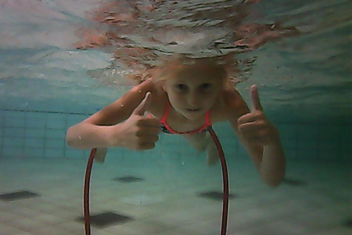 Kidizoom-action-cam-onder-water