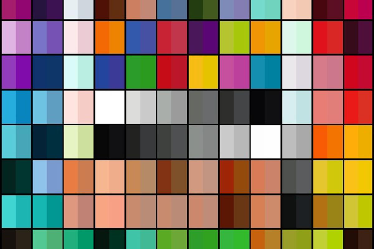 kleurweergave