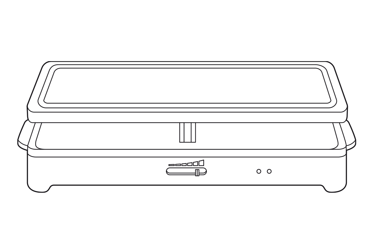 grillplaat-illustratie