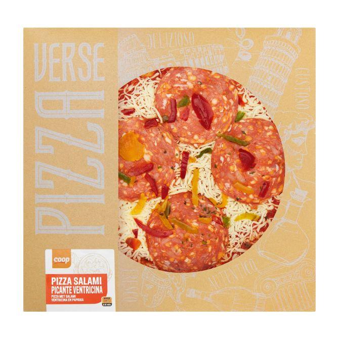 Salamipizza - Conveni Verse pizza salami picante