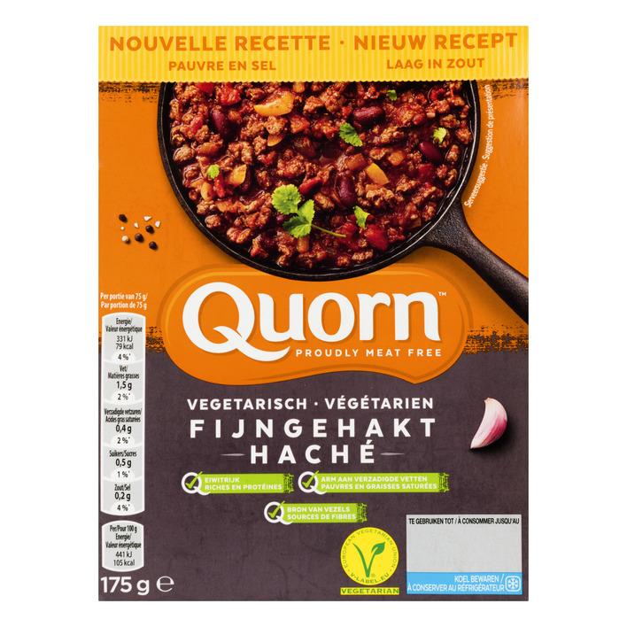 Vega gehakt - Quorn Vegetarisch fijngehakt