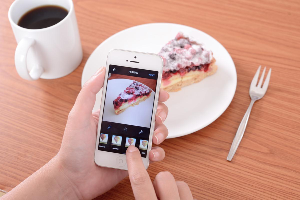 instagram-foto-taart