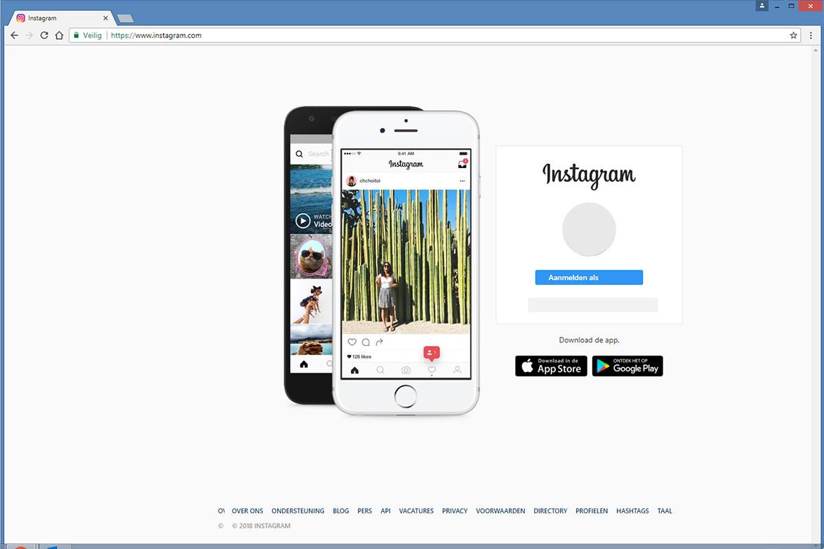 instagram-netwerk