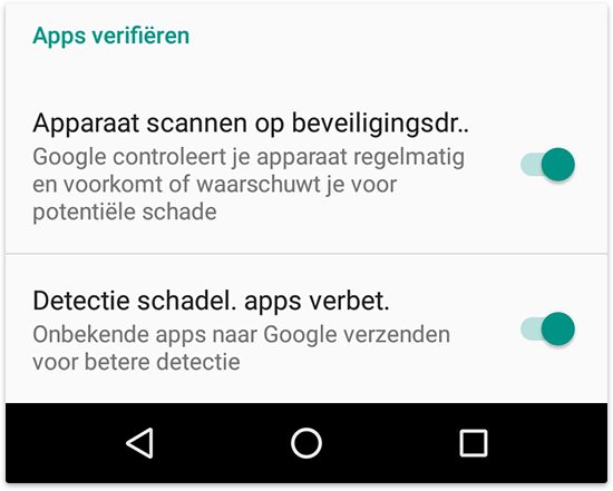 smartphone privacy android apps verifieren