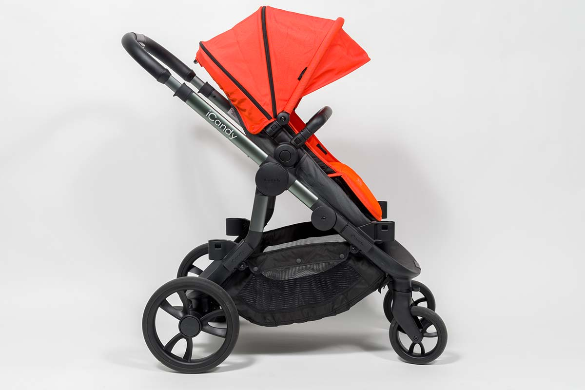 Kinderwagen-iCandy-Orange-zijkant
