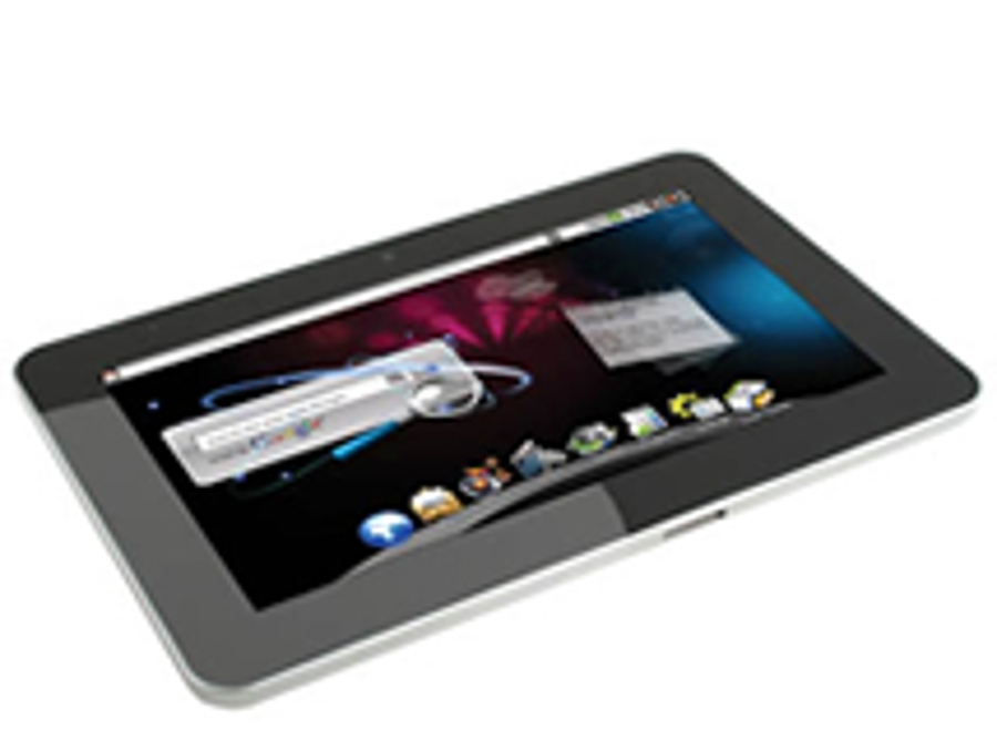 Mobii tablet