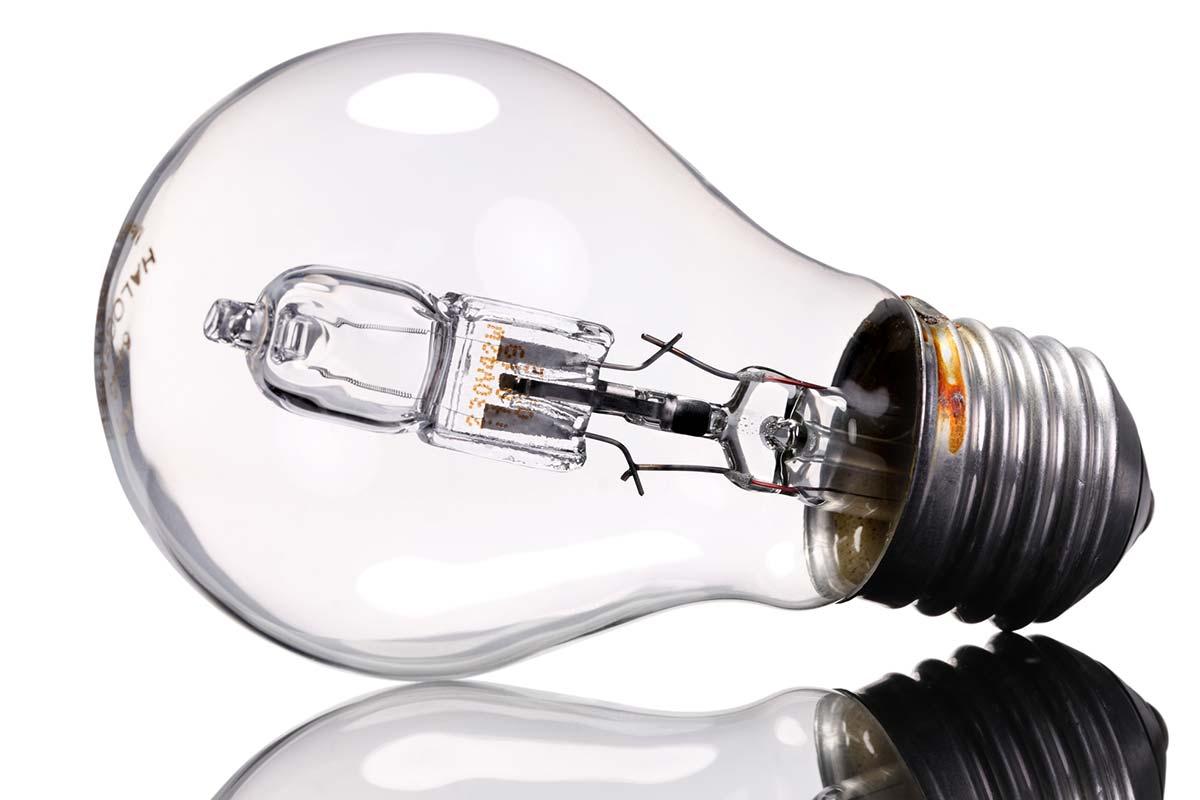 Halogeenlamp-E27
