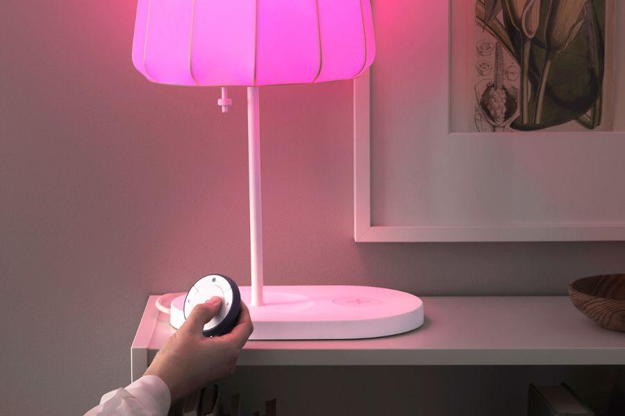 slimme ikea lampen nu ook in kleur consumentenbond. Black Bedroom Furniture Sets. Home Design Ideas