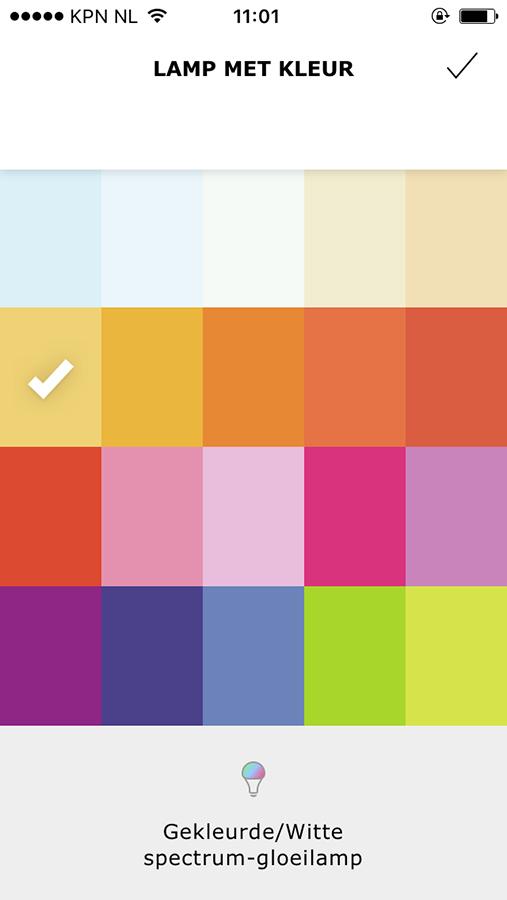 ledlamp-kleuren