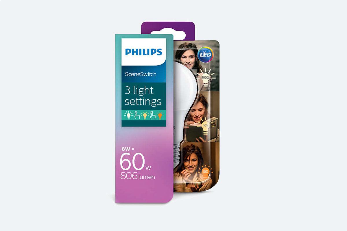 Philips Lampen Kopen : Philips sceneswitch dimbare ledlamp consumentenbond