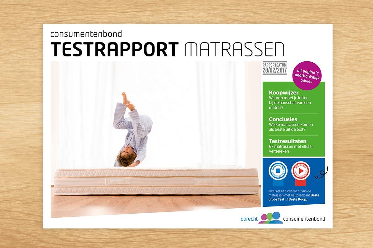 Beste Boxspring Consumentenbond.Matrassen Matras Test 2019 Deskundig Advies Consumentenbond