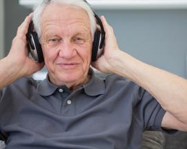 receiver audio muziek