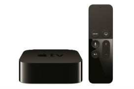 Apple TV-overzicht
