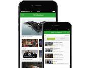 KPN Play op smartphone
