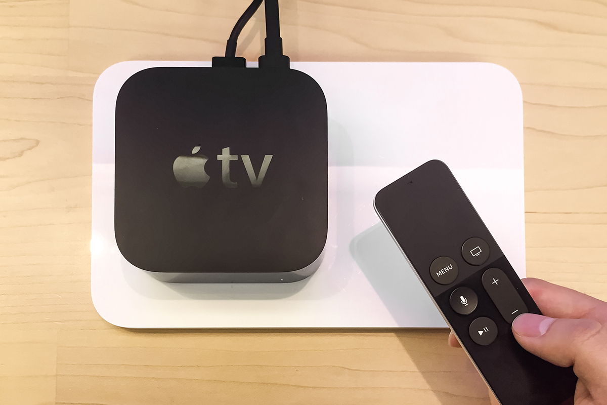Home apple tv