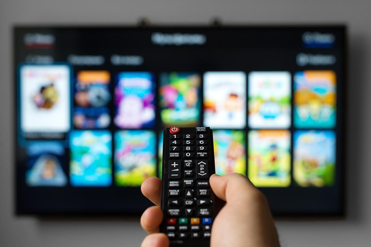 Home smart tv