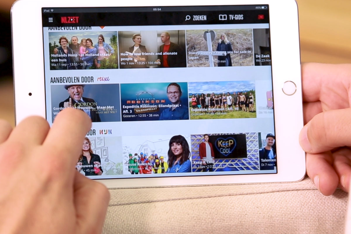 tv kijken op je mobiel gratis
