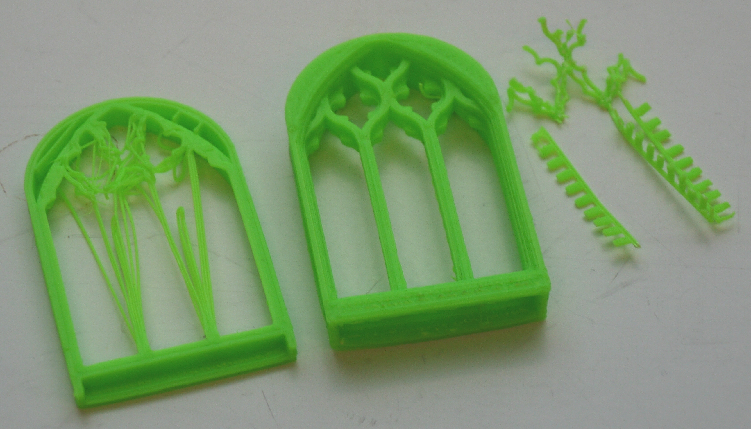 3D-print legoraampje