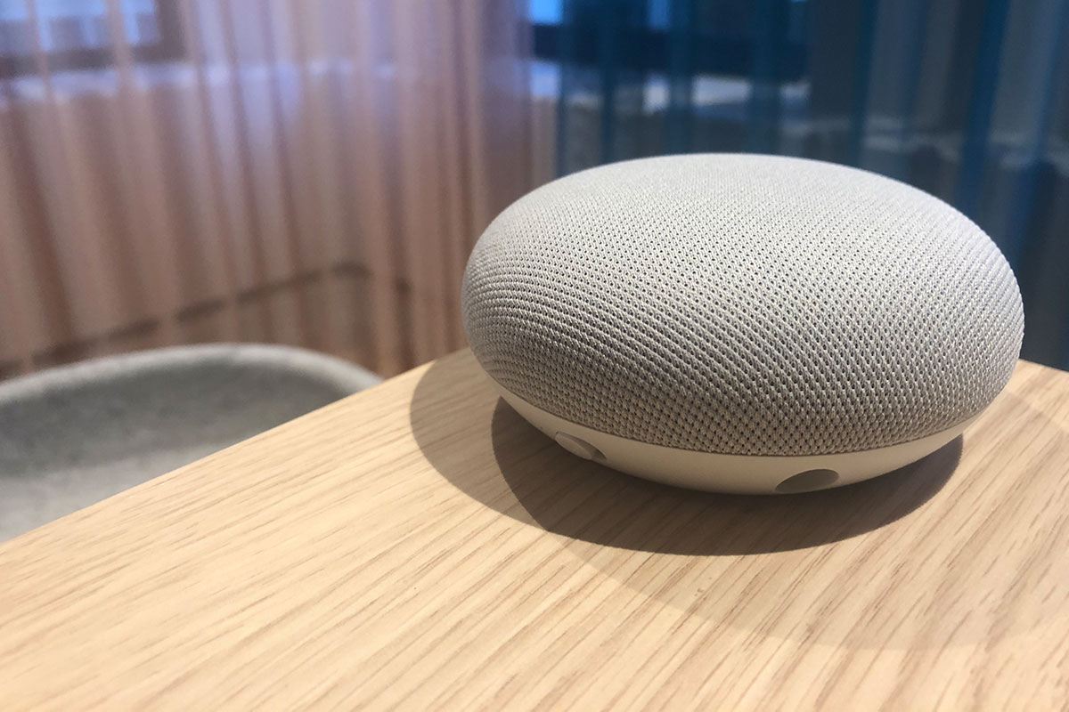 Google Nest Mini 1