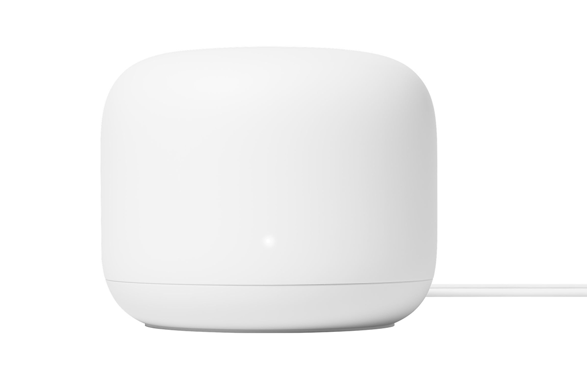 Google Nest Wifi hub
