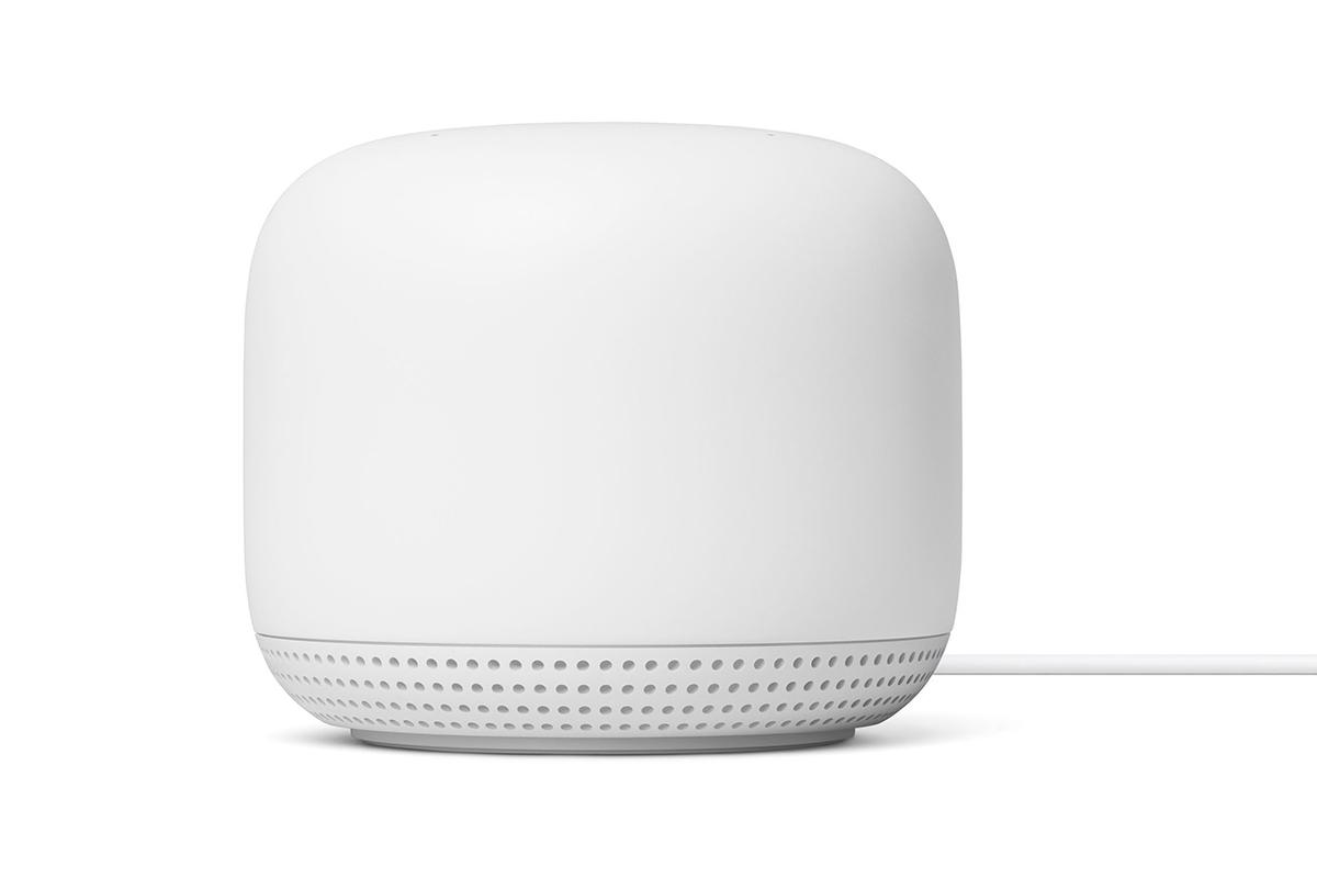 Google Nest Wifi speaker