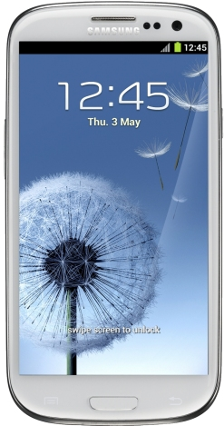 Galaxy S3 staand