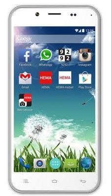 De Hema H5 smartphone