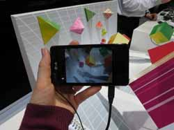 LG Optimus 3d Max 2