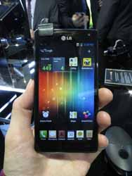 LG Optimus 4x HD 2