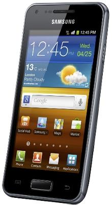 De Samsung Galaxy S Advance