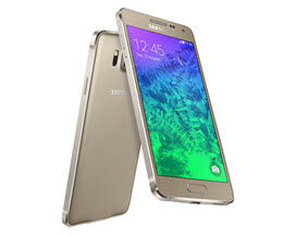 Samsung Galaxy Alpha_gold