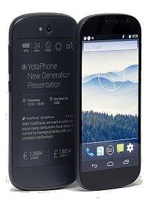 YotaPhone 2 smartphone met e-inkscherm