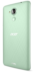 Acer Liquid Z500 achterkant