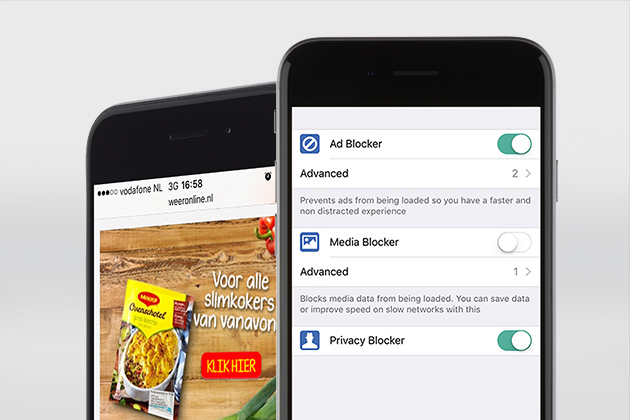 adblockers iOS