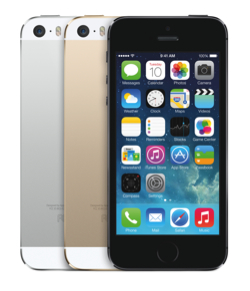 Apple iPhone 5S kleuren