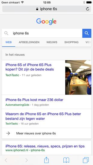 google zonder ads
