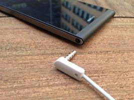 Gemaakt met Huawei Ascend P6 - hoofdtelefoon