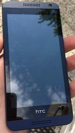HTC Desire 610 reflectie