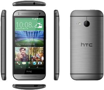 HTC One Mini 2 design