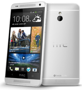 HTC One mini design