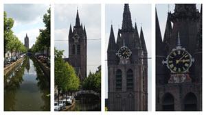 Inzoomen op de kerkklok met de Samsung Galaxy K zoom